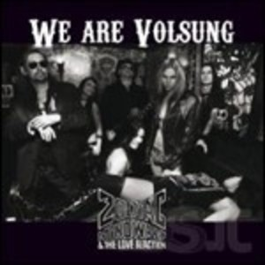 WE ARE VOLSUNG -ZODIAC MINDWARP & THE LOVE REACTION (CD)