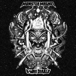 MONSTER MAGNET - 4 WAY DIABLO (CD)