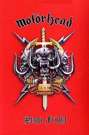 MOTORHEAD - STAGE FRIGHT (2 DVD) (DVD)