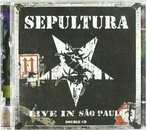 SEPULTURA - LIVE IN SAO PAULO -2CD (CD)