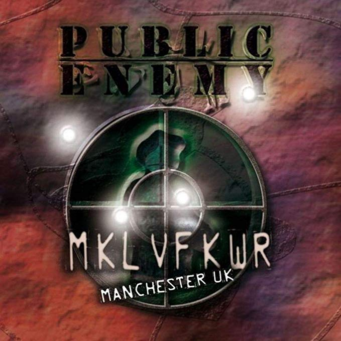 PUBLIC ENEMY - REVOLVERLUTION TOUR 2003 -2 CD (CD)