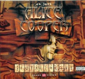 ALICE COOPER - BRUTALLY LIVE -CD+DVD (CD)