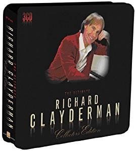 RICHARD CLAYDERMAN - THE ULTIMATE COLLECTORS EDITION (3 CD) (CD)