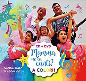 MAMMA ME LA CANTI A COLORI - CD + DVD DOPPIO CD (CD)