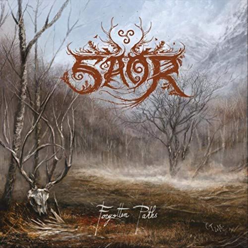 SAOR - FORGOTTEN PATHS (CD)
