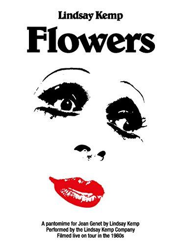 FLOWERS - LINDSAY KEMP (DVD)