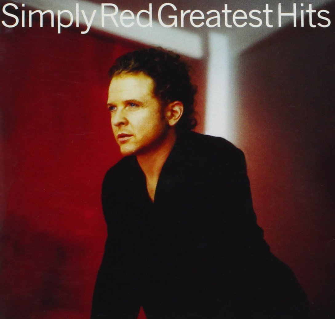 SIMPLY RED - GREATEST HITS SIMPLY RED (CD)