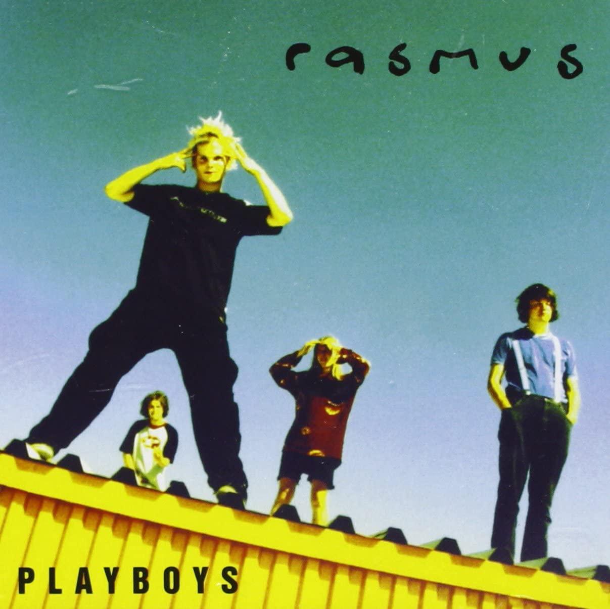 RASMUS - PLAYBOYS (CD)