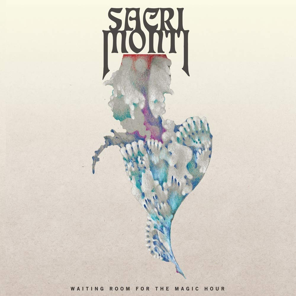 SACRI MONTI - WAITING ROOM FOR THE MAGIC HOUR (CD)
