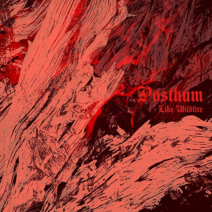 POSTHUM - LIKE WILDFIRE (CD)