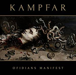 KAMPFAR - OFIDIANS MANIFEST (CD)