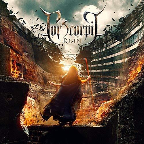 COR SCORPII - RUIN (CD)
