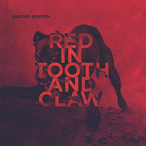 MADDER MORTEM - RED IN TOOTH AND CLAW (CD)