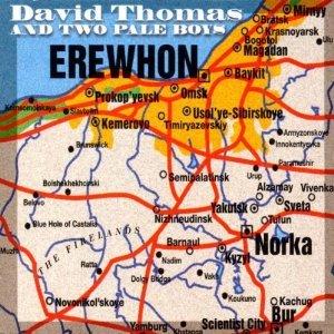 EREWHON (CD)