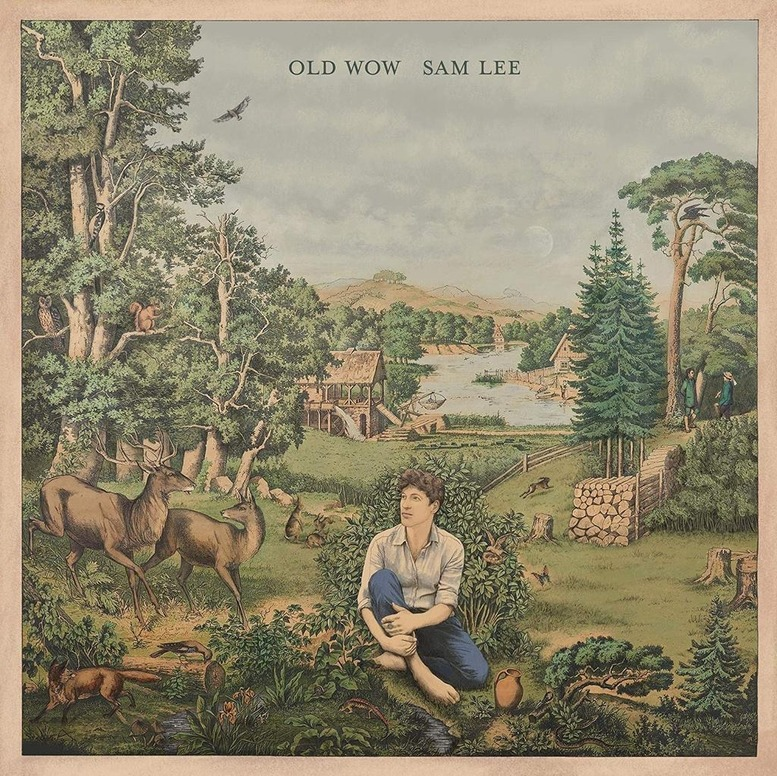 SAM LEE - OLD WOW (CD)