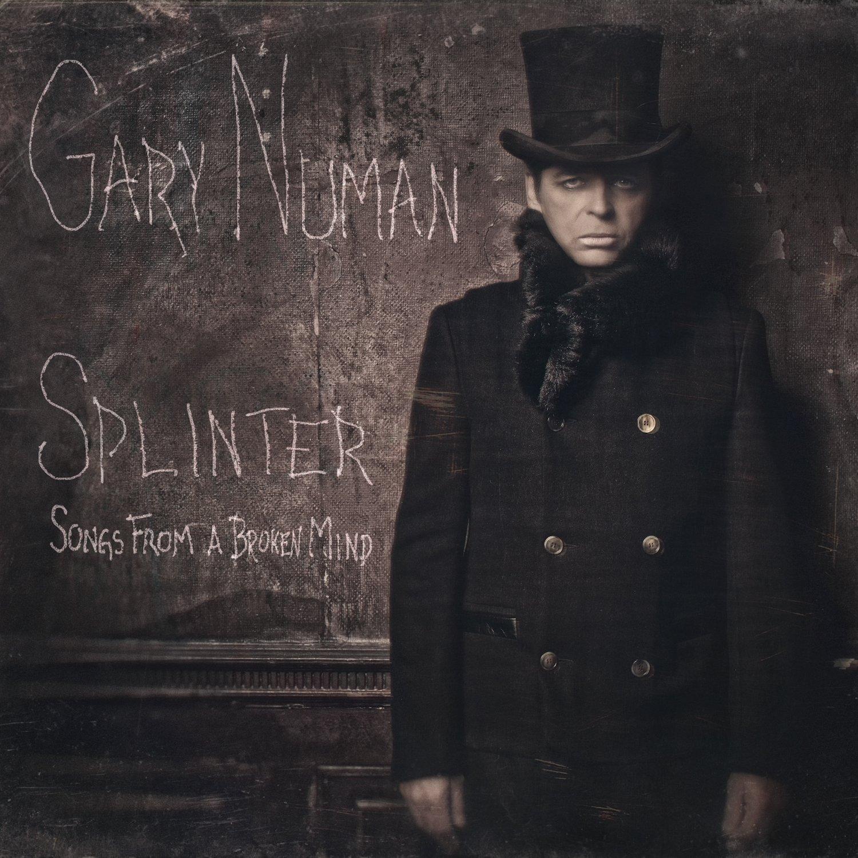 GARY NUMAN - SPLINTER SONGS OF A BROKEN MIND (LP)