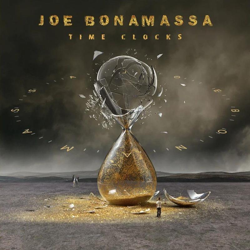 JOE BONAMASSA - TIME CLOCKS (CD)