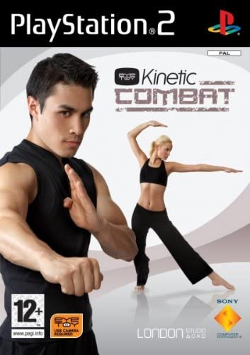 EYE TOY KINETIC COMBAT PS2