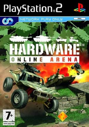 HARDWARE ON LINE ARENA PS2