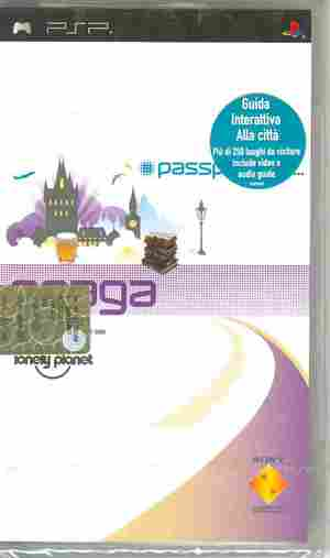 PASSPORT TO PRAGA PSP