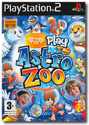 EYE TOY PLAY ASTRO ZOO PLATINUM PS2