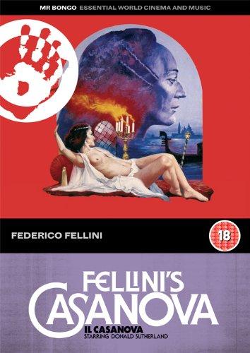 FELLINI'S CASANOVA [EDIZIONE: REGNO UNITO] [ITA] (DVD)
