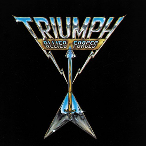 TRIUMPH - ALLIED FORCES (CD)