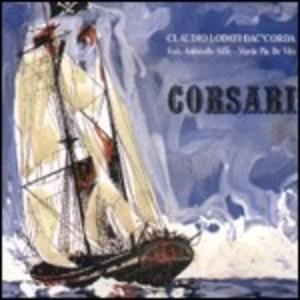 CORSARI -CLAUDIO LODATI DAC'CORDA (CD)
