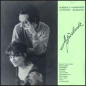 APRESLUDE -ROBERTA GAMBRINI ANTONIO SCARANO (CD)