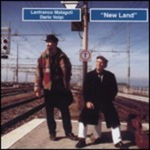 NEW LAND -LANFRANCO MALAGUTI (CD)