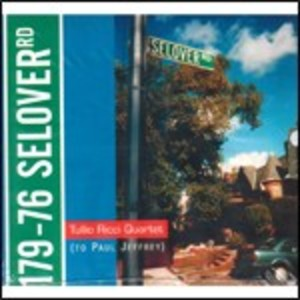 179.76 SELOVER RD -TULLIO RICCI QUARTET (CD)
