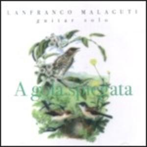 A GOLA SPIEGATA LANFRANCO MALAGUTI (CD)