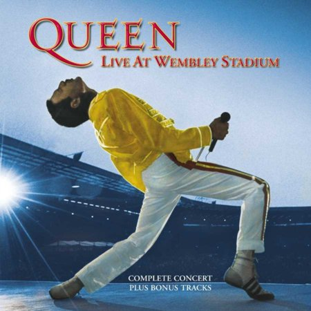 QUEEN - LIVE AT WEMBLEY STADIUM 2CD (CD)