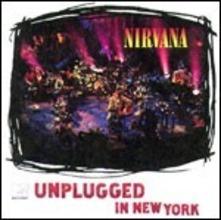 NIRVANA - UNPLUGGED IN NEW YORK (LP)