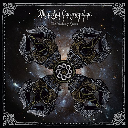 MOURNFUL CONGREGATION - THE INCUBUS OF KARMA (CD)