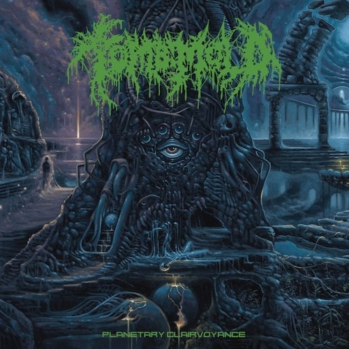 TOMB MOLD - PLANETARY CLAIRVOYANCE (CD)