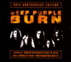 DEEP PURPLE - BURN (CD)