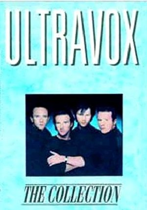 ULTRAVOX THE COLLECTION (DVD)