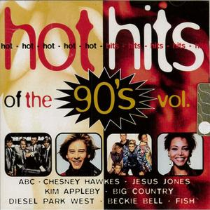 HOT HITS OF THE 90'S VOL 2 (CD)