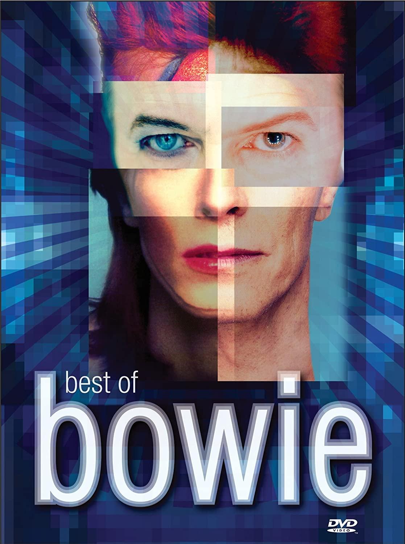 DAVID BOWIE - THE BEST BOWIE - EX NOLEGGIO (DVD)