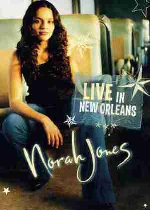 NORAH JONES LIVE IN NEW ORLEANS (DVD)