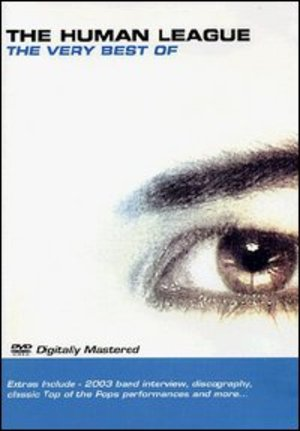 THE HUMAN LEAGUE - THE VERY BEST OF (DVD)