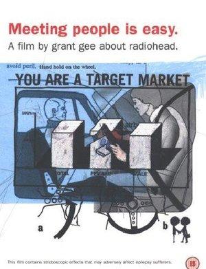 RADIOHEAD MEETING PEOPLE (DVD)