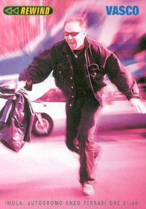VASCO ROSSI - REWIND (DVD)