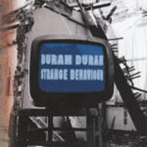 DURAN DURAN - STRANGE BEHAVIOUR (CD)