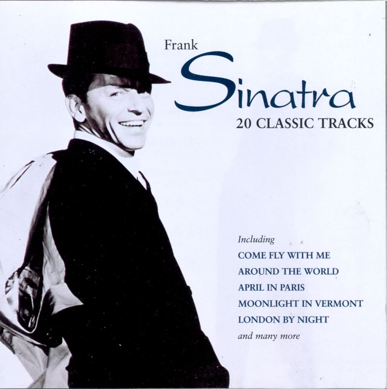 FRANK SINATRA - 20 CLASSIC TRACKS (CD)