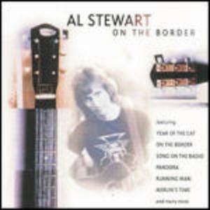 AL STEWART - ON THE BORDER (CD)