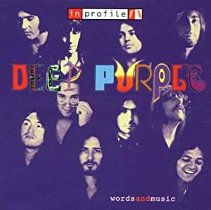 DEEP PURPLE - IN PROFILE (CD)