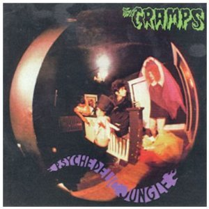 CRAMPS - PSYCHEDELIC JUNGLE (CD)