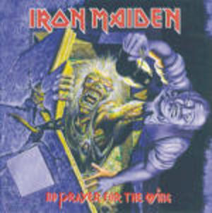 IRON MAIDEN - NO PRAYER FOR THE DYING -RMX 2 VIDEO (CD)